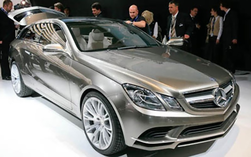 Auto Speed New Technology Mercedes Benz Hybrid Cars