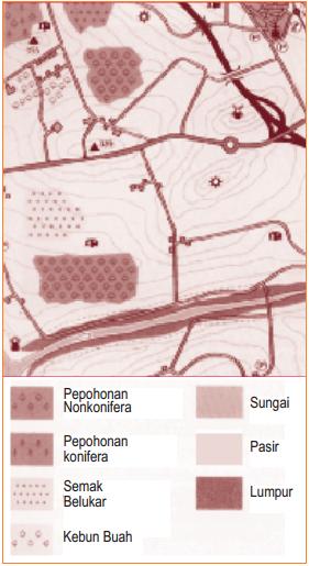 Macam-Macam Simbol Peta Berdasarkan Bentuknya