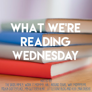 What We're Reading Wednesday link up announcement