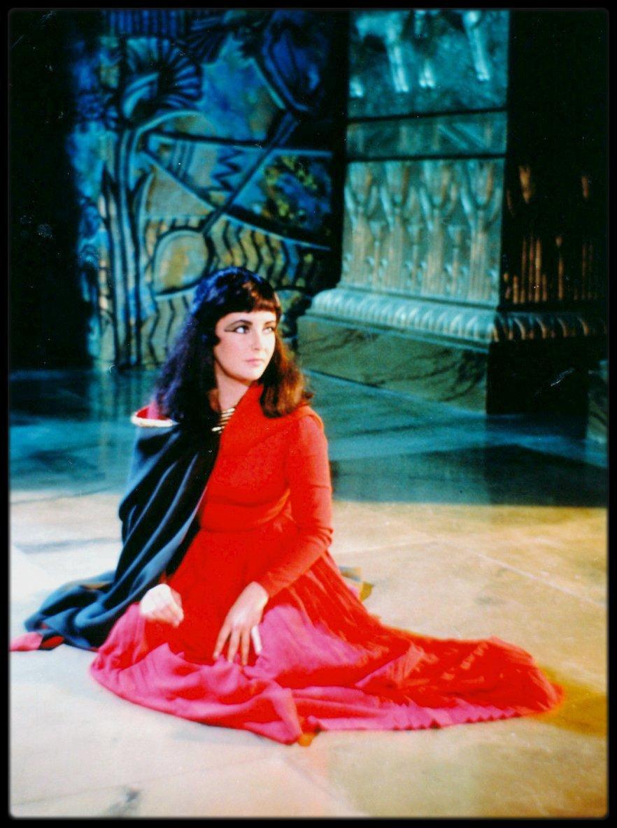 Portrayal of cleopatra