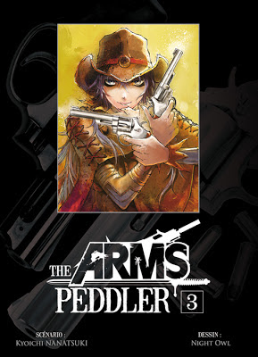 The Arms Peddler #3 : couverture