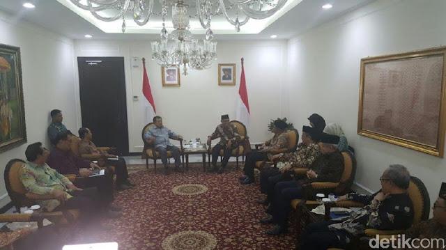 Muhammadiyah: Soal Ahok dan Kiai Ma'ruf Sudah Dimaafkan, Selesai dan Jangan Dikipas-kipasi