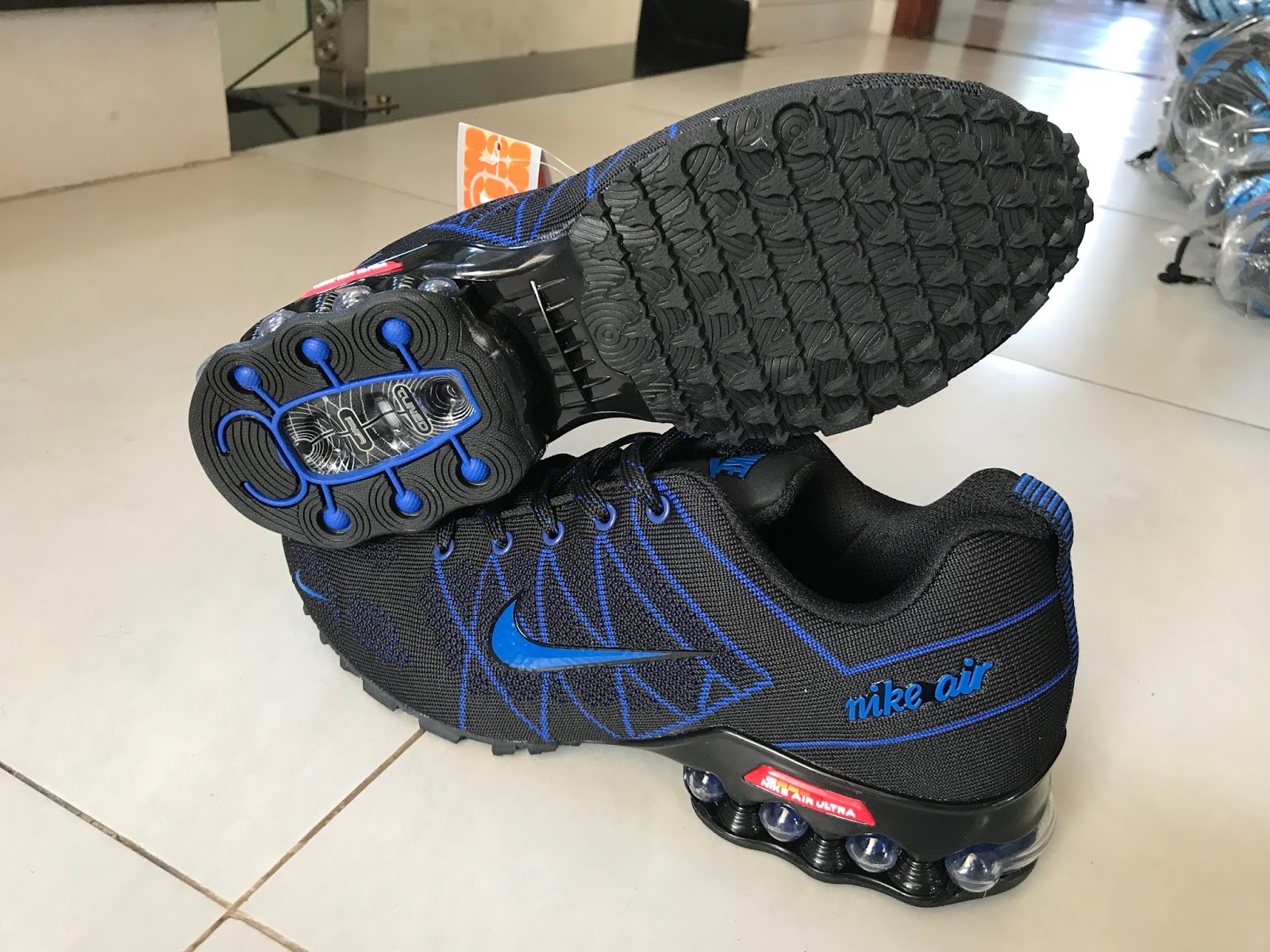 Giày Nike Nam Air Ultra SF Size 44