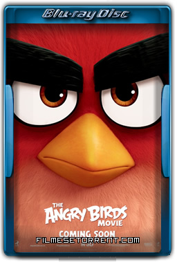 Angry Birds O Filme Torrent 2016 720p e 1080p BluRay Dual Áudio