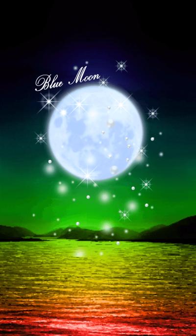 Lucky Blue Moon 15