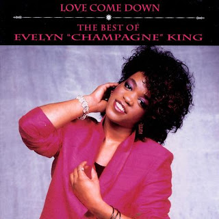 "Evelyn ""Champagne"" King - Shame on Love Come Down Album (1978)"