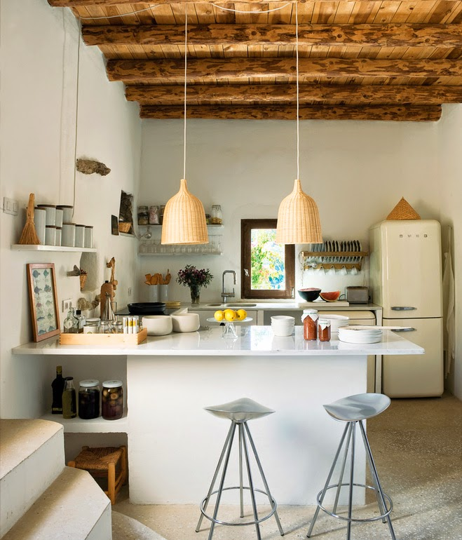 Decor Inspiration  At home with Nani Marquina textile