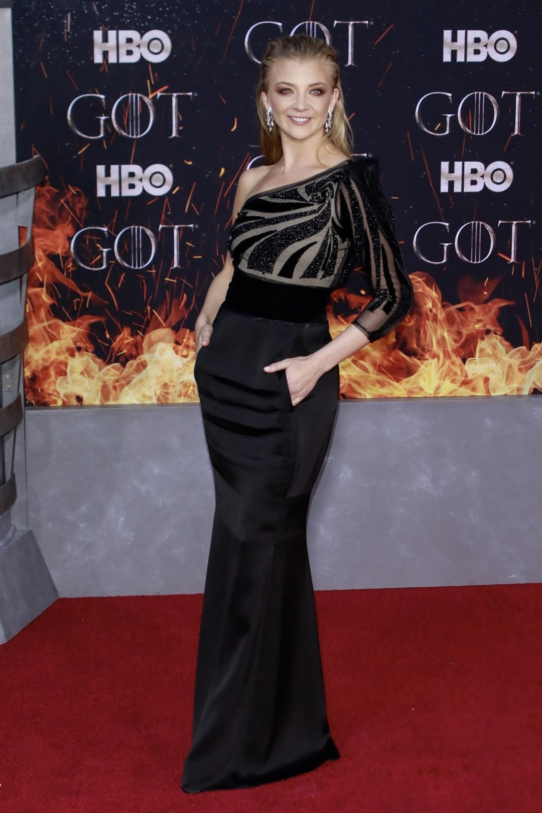 Natalie Dormer – Game of Thrones Season 8 Premiere in New York