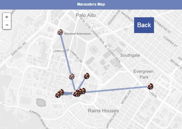 未來Facebook實習生,開發Chrome擴充元件來追蹤傳訊好友位置