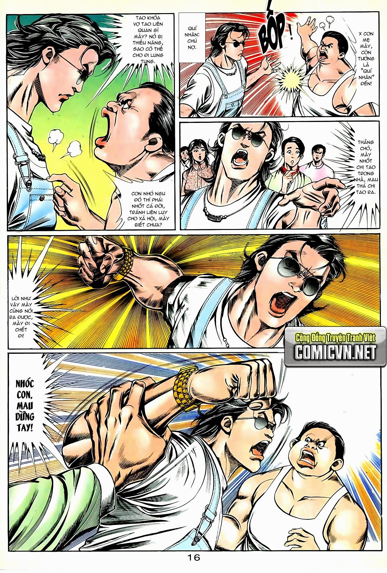 Người Trong Giang Hồ chapter 80: macau nổi sóng gió trang 30