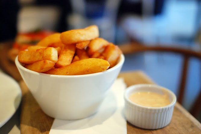 The Armchair Collective Sydney Food Blog Hot Chips