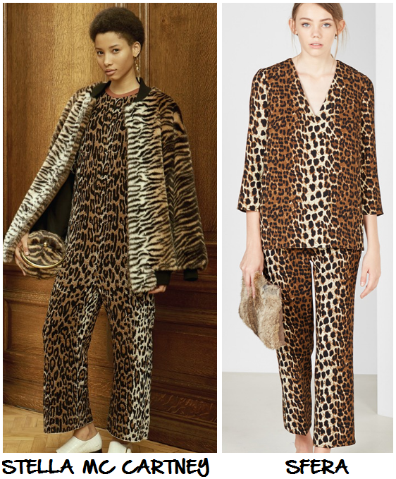clones 2016 total look animal print stella sfera
