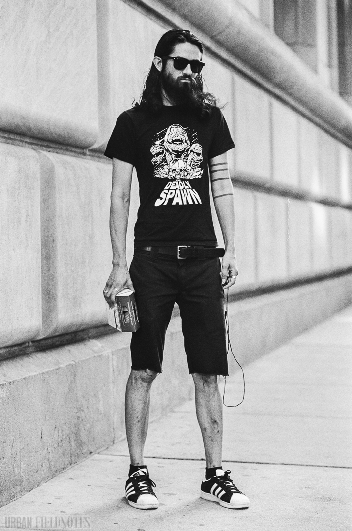 Urban Fieldnotes: Old School Philly Street Style: Hector ...