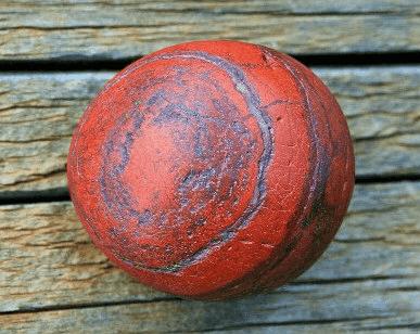 Red jasper nugget