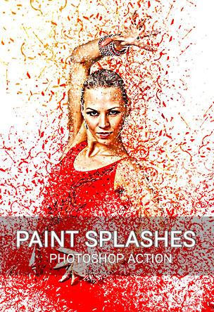 Premio Watercolor Photoshop Action - 4