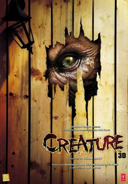 Creature 3D poster watch online full movie free download 2014.