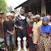 Geng Motocross Gubernur Irwan Prayitno Datangi Pedalaman Sumbar
