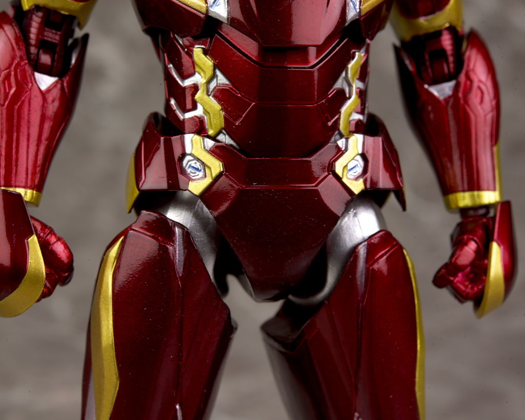 [ Review ] - SHF - Ironman Mark 46