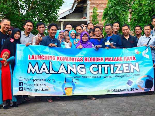 Launching MALANG CITIZEN: Your Citizen Media