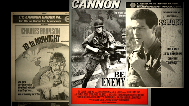 a look at the many films that Cannon advertised, but never made
