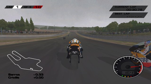 Download MotoGP 1 PC Games Gameplay