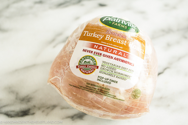how to make a stuffed turkey breast for Thanksgiving