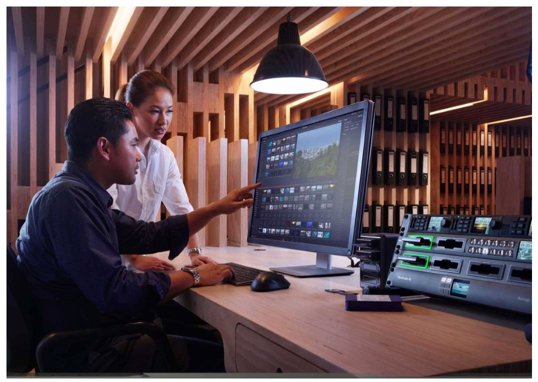 Blackmagic Design Launches 4k Camera Post Production Software In Apac Techtrade Asia