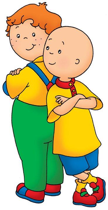 Cartoon Characters: Caillou