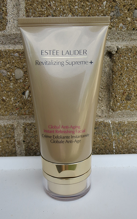 Estée Lauder Revitalizing Supreme + Global Anti-Aging Instant Refinishing Facial ~ #Review #Giveaway