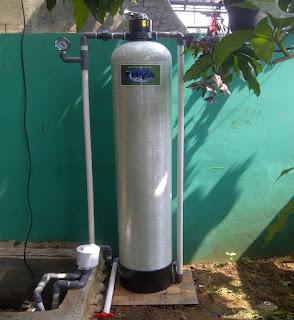 Filter Air Dr.Toya Terpasang di Cipondoh Tangerang