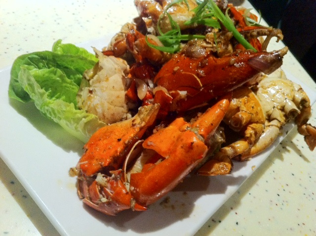 Parkroyal S Crab Feast Is Back Feast On As Many Crabs As: HÜBSCH JESS BABY: The Crab Feast Is Back At PARKROYAL On
