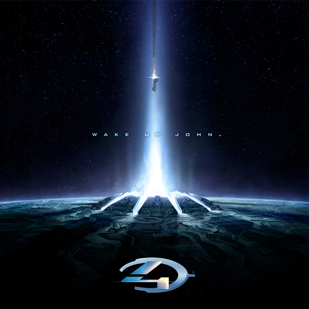 Halo 4 Tablet Wallpaper ~ Tablet PC Wallpapers