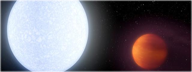 planeta mais quente já encontrado