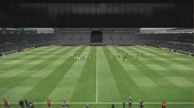 PES 2017 Elland Road Stadium (Final) by vangheljs