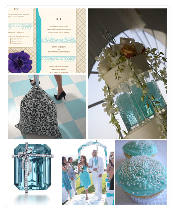 Tiffany Wedding Ideas: Pick Your Wedding Colors: Tiffany Blue Theme Ideas : Have