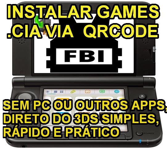 3DSouNada: Games, Homebrews, Desbloqueio, Jailbreak