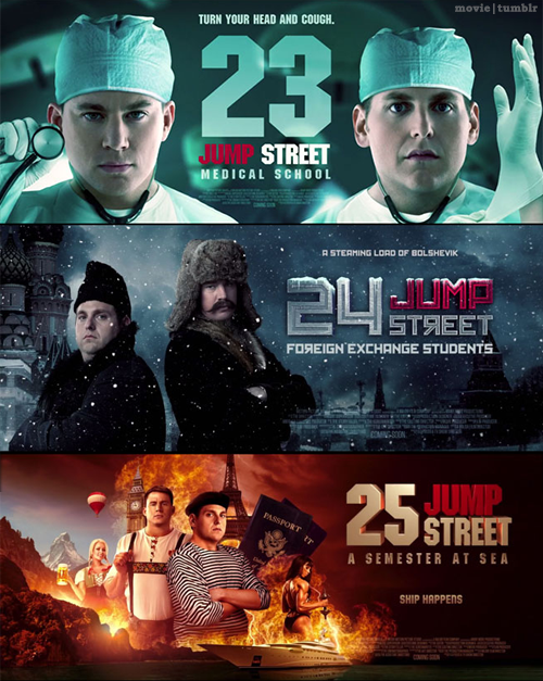 Eats, Reads & other Bits: Movie Review - 22 Jump Street