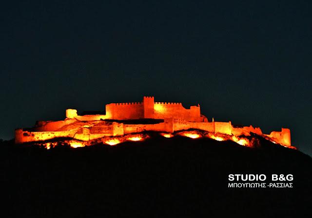 Γιατί το κάστρο του Άργους στην Αργολίδα λέγεται... Λάρισα;