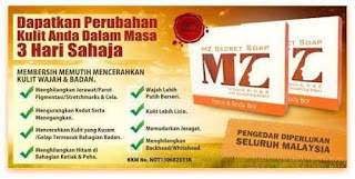 MZ SECRET SOAP
