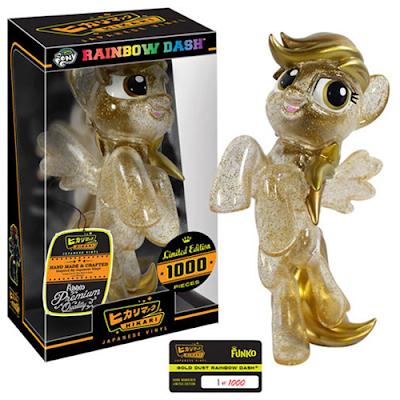 Funko Hikari Gold Dust Rainbow Dash Figure