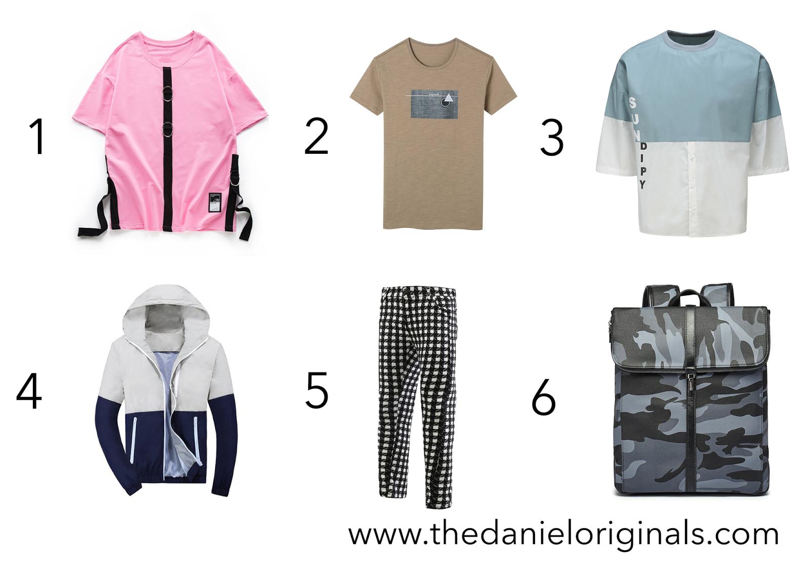 Summer Men Fashion Wishlist #3