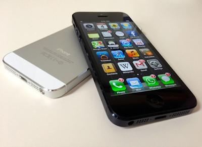 iPhone 5 lock và quốc tế có đôi nét khác biệt