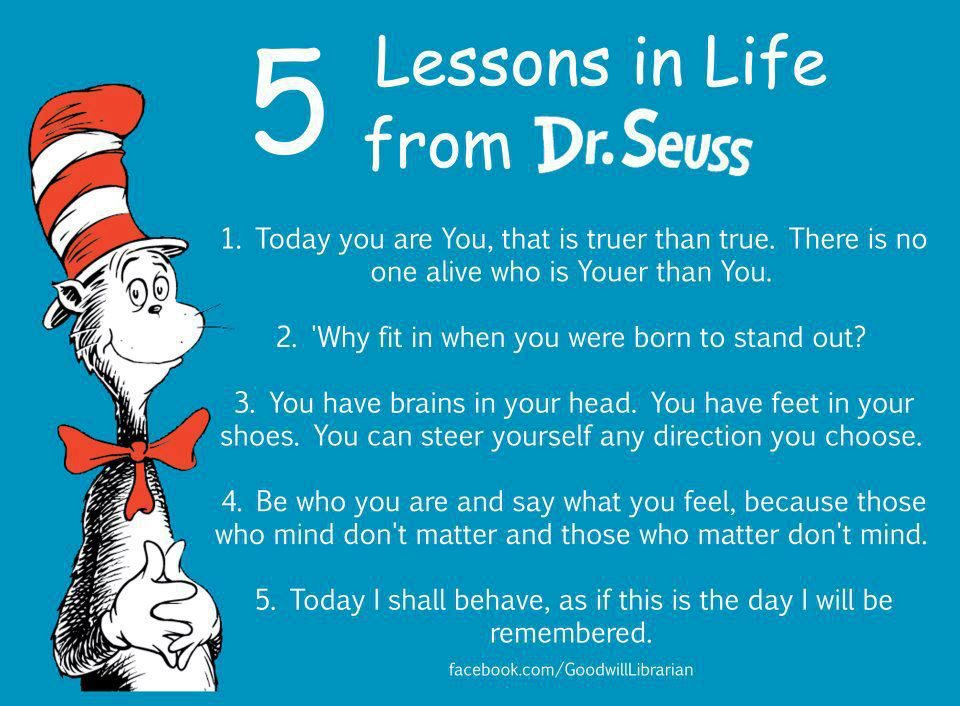 Dr Seuss Book Quotes. QuotesGram