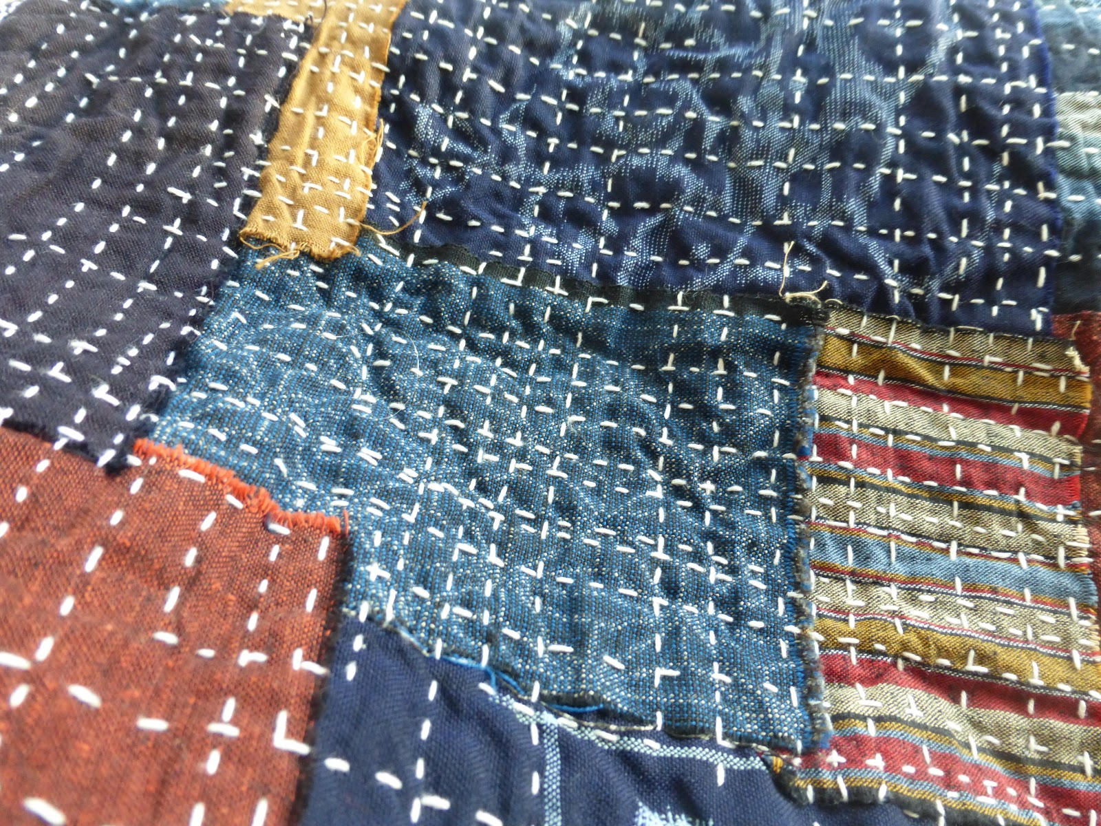 Sashiko And Other Stitching