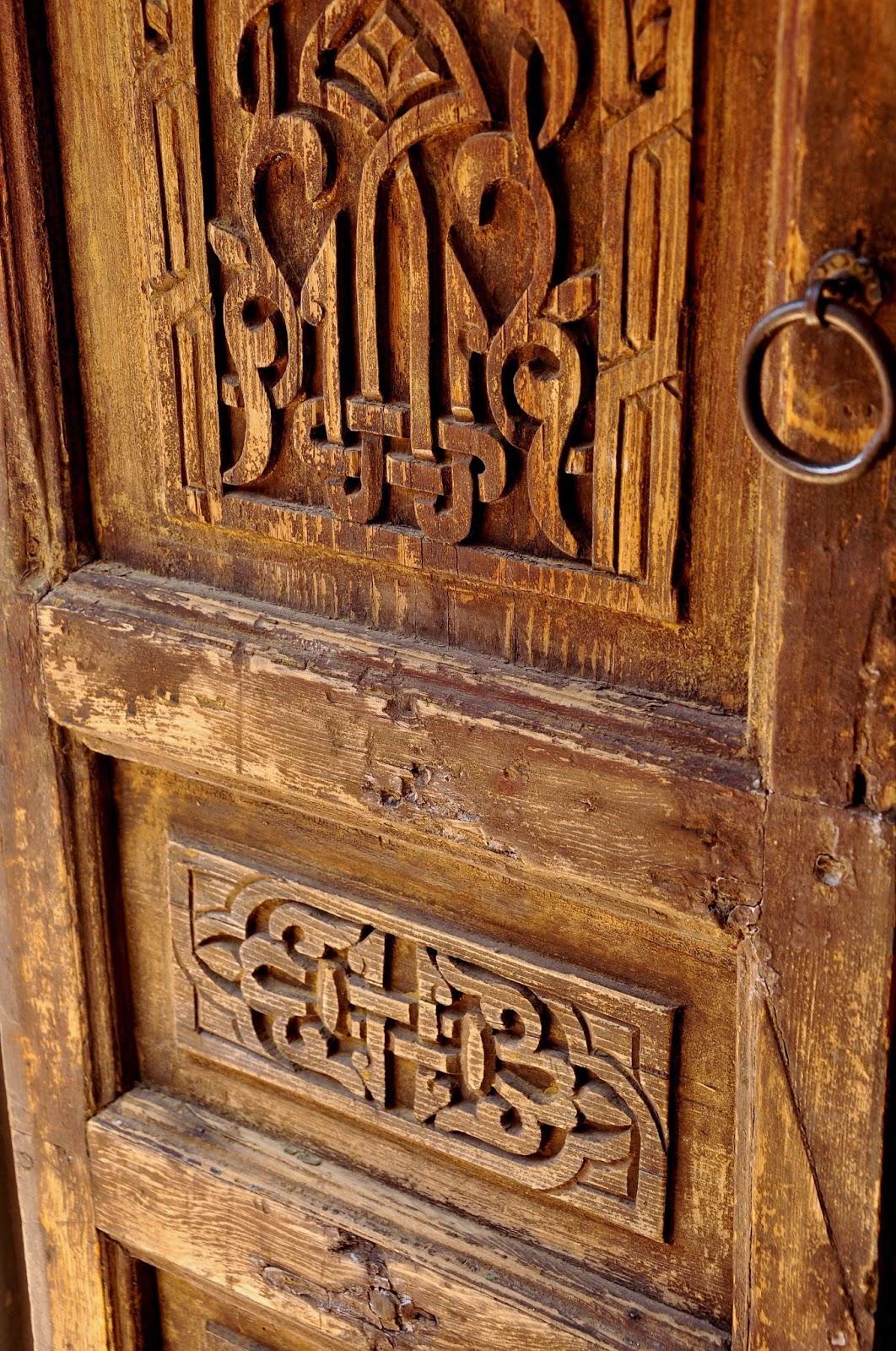 puertas antiguas de Marruecos, viaje a Marruecos, decoración viantage