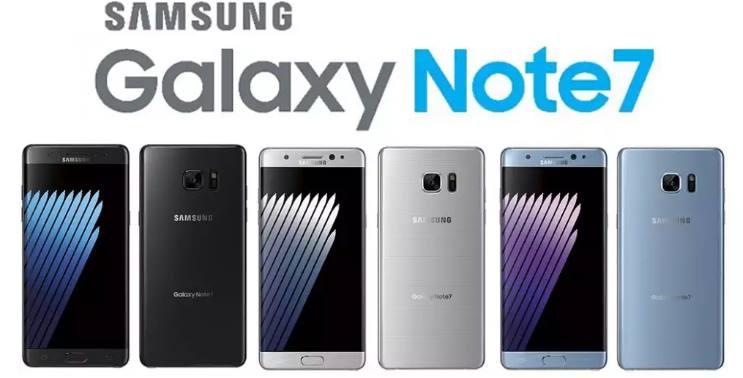 Galaxy Note 7 Kembali Dijual