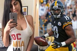 Porn star tries to flirt with rising NFL star on Twitter, and it backfires