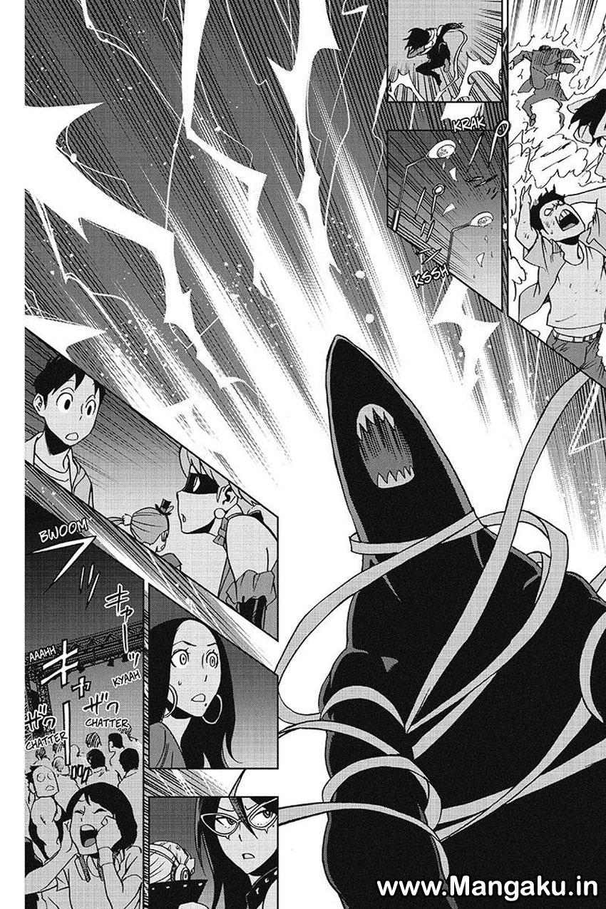 Boku no Hero Academia Illegals Chapter 22-17
