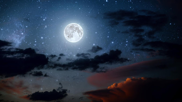 Ποδαρικό του 2018 με το πιο μεγάλο φεγγάρι και την πρώτη βροχή διαττόντων αστέρων του έτους