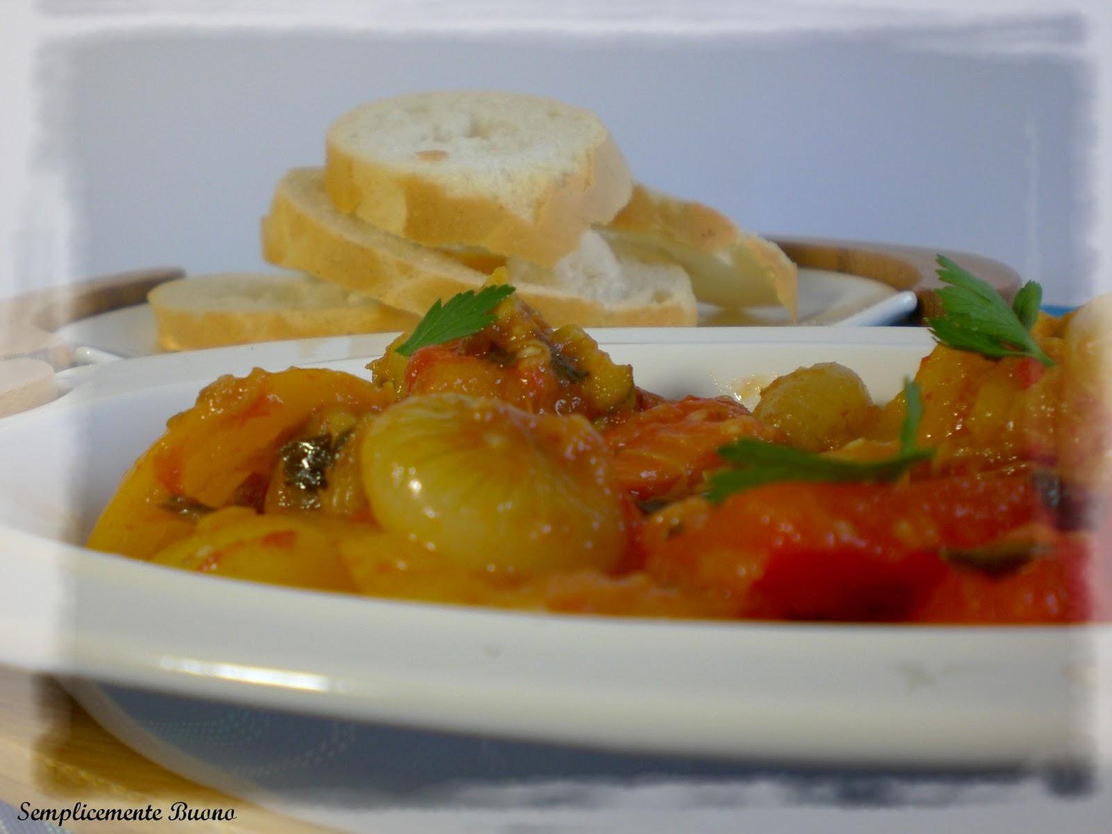 Cucina regionale veneta peperonata alla veneziana - Cucina tipica veneziana ...